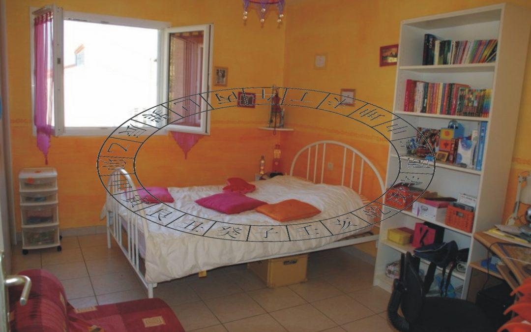 """Chambre """"Feng Shui"""" et orientation du lit"""
