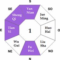 Feng Shui Ming Gua 1