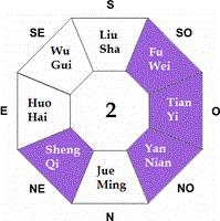 Feng Shui Ming Gua 2