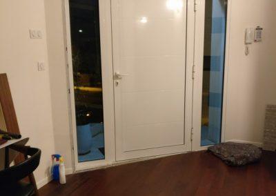 Décalage d'une porte en Feng shui
