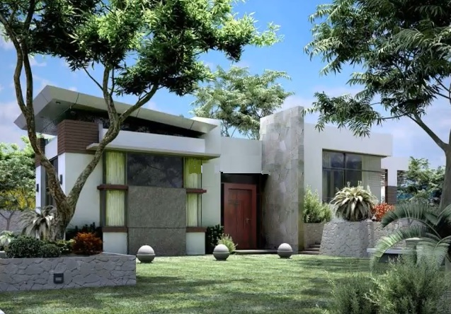 Maison bungalow Feng Shui