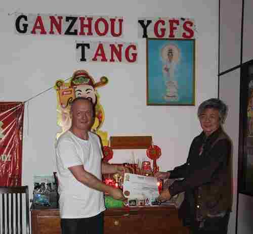 Certification de votre formation de Feng Shui traditionnel chambre simple