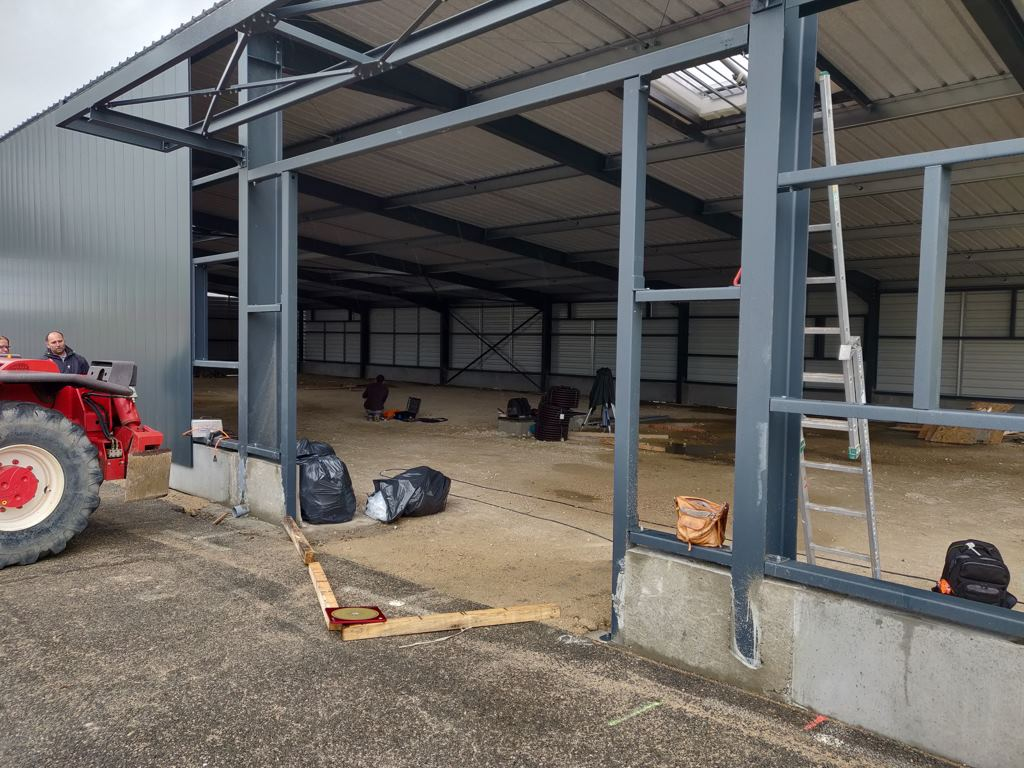Construction du magasin Bio de Nevers - Feng Shui Tradition - Feng Shui traditionnel - Yang Gong Feng Shui