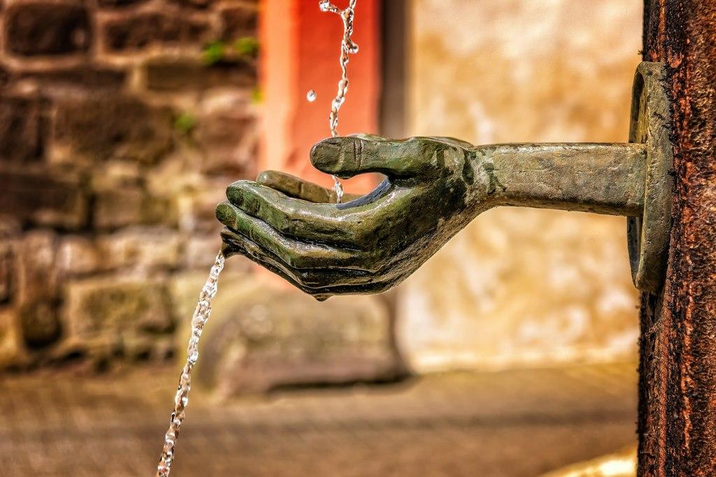 Où mettre l'eau en Feng Shui